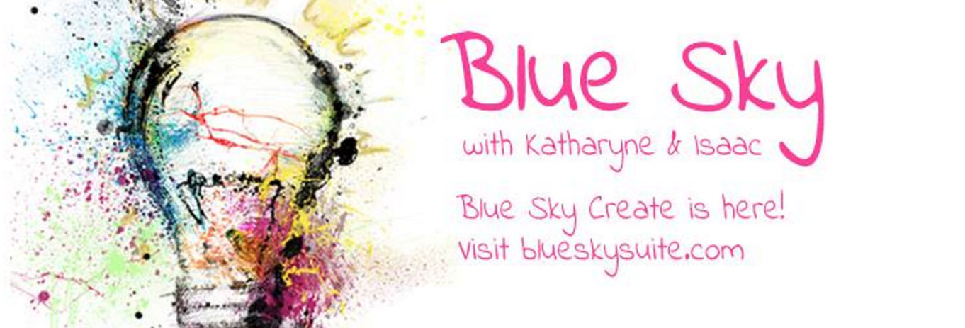 Blue Sky Create the Products of Your Dream Facebook Group Header